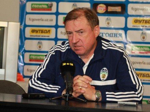 Грозний мріє, щоб у Мукачеві або Берегові створили футбольну команду рівня другої ліги