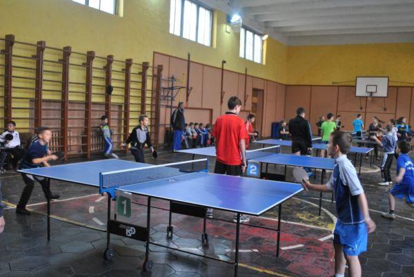 Молоді закарпатські тенісисти змагались за нагороди на тячівському турнірі
