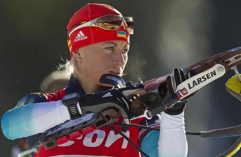 Валя Семеренко знову здобула бронзу на Кубку світу в Словенії