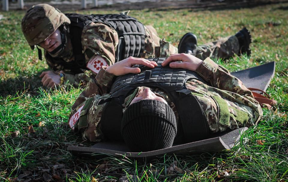 Бійці 128-ої бригади візьмуть участь у вишколі з тактичної медицини