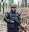 Боєць «Карпатської Січі» колекціонує українські шеврони
