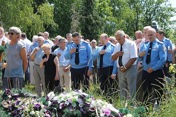 В Ужгороді поховали першого генерала закарпатської міліції часів Незалежної України