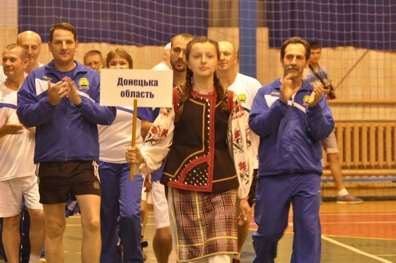 Депутати різних рівнів зі всієї України приїхали у Закарпаття на Всеукраїнську спартакіаду