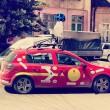 В Ужгороді та Мукачеві помітили Google-мобіль