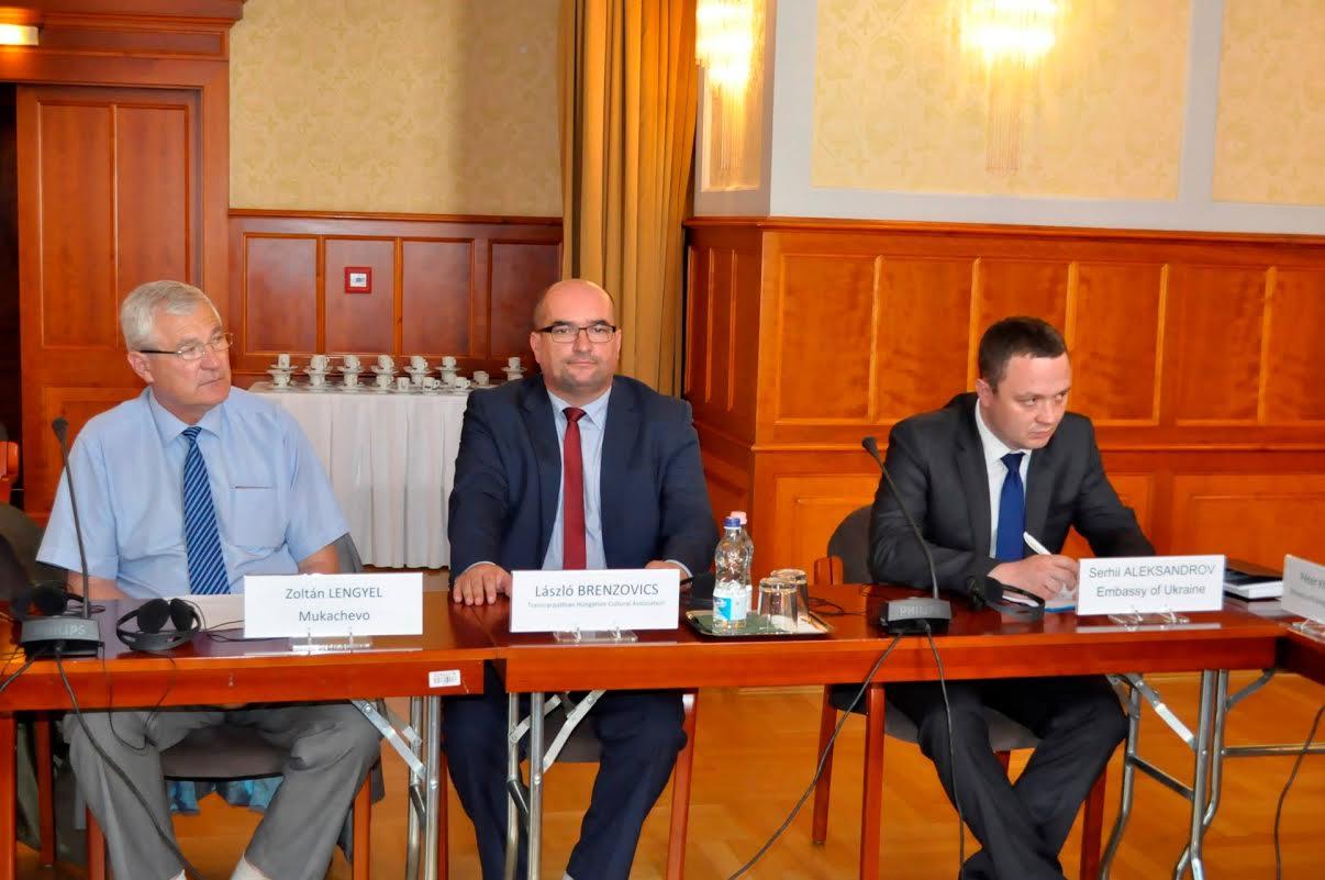 Голова облради разом з очільниками Мукачева, Ужгорода та Берегова вирішують у Будапешті ряд нагальних проблем області