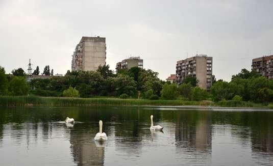 У парку Перемоги в Ужгороді буде торгівельна зона