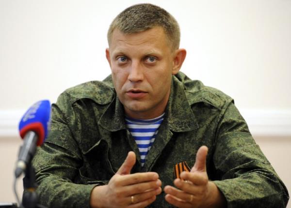 """Терорист Захарченко пригрозив, що своя """"ДНР"""" може з'явитись і у Мукачеві"""