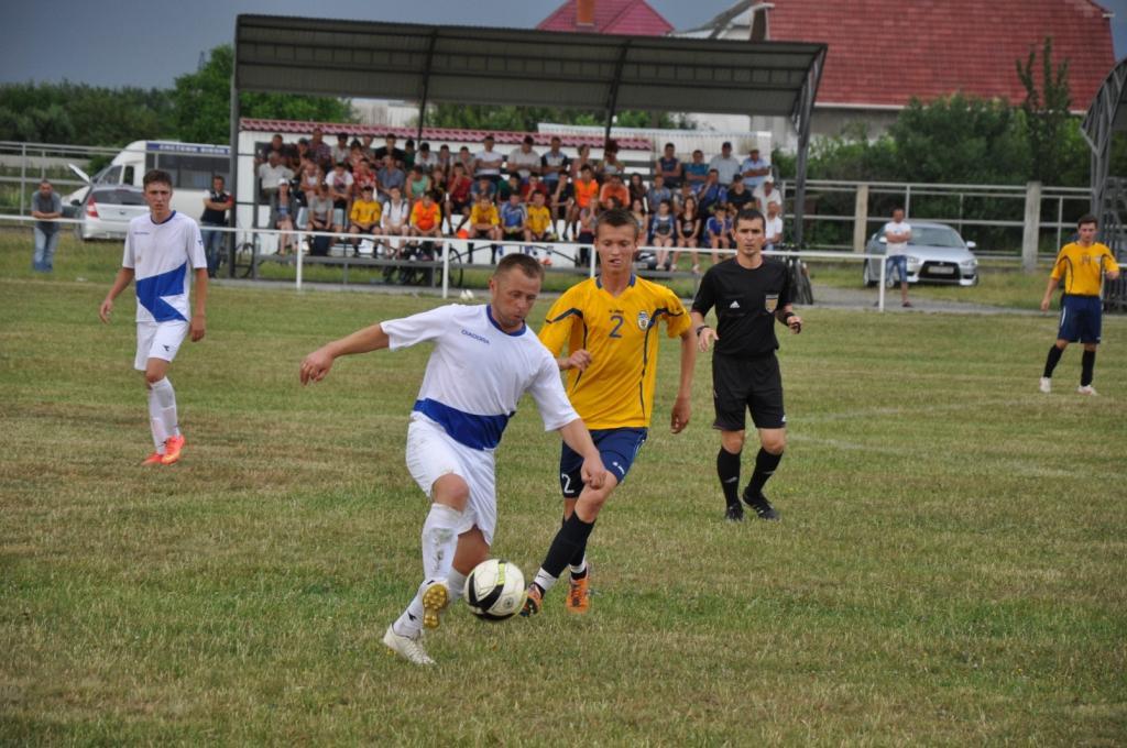 На Закарпатті відбулись матчі 7-го туру обласного чемпіонату з футболу