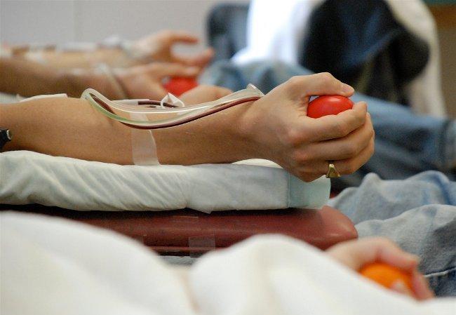 Донорство саме по собі є корисним, – лікар-терапевт Мукачівської ЦРЛ