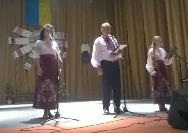 На Тячівщині відбувся творчий звіт районних колективів