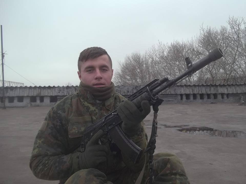 Негровецькій ЗОШ присвоїли ім'я бійця АТО Василя Росохи