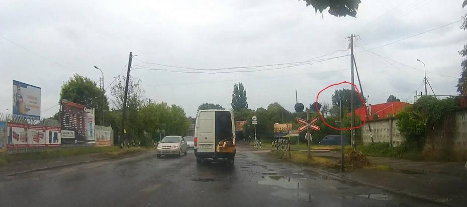 В обласному центрі невідомі демонтували дорожні знаки