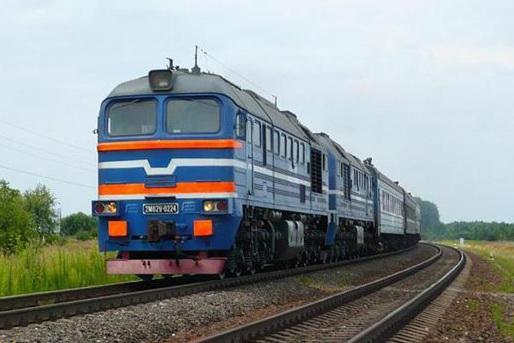 Краяни стали менше подорожувати залізницею