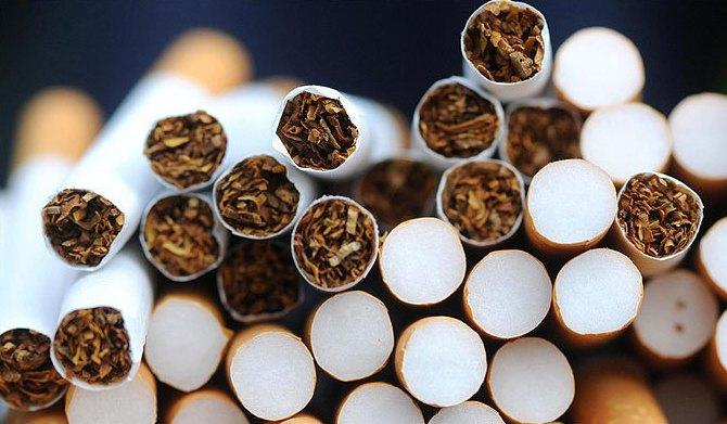 """Понад 30 тисяч пачок """"лівих"""" сигарет вартістю 550 тисяч гривень виявили в Ужгороді"""