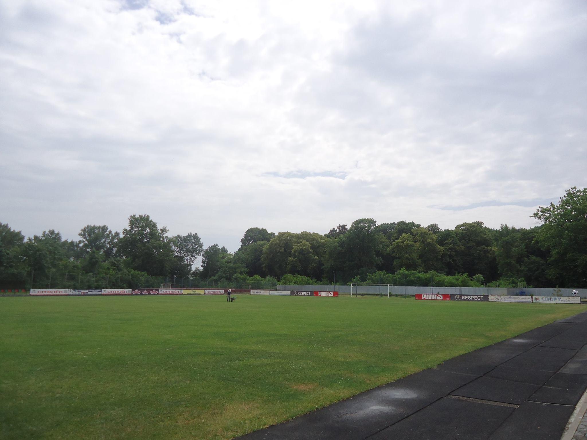 Для учнів школи олімпійського резерву будують ще одне футбольне поле