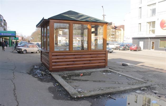 Депутатам Ужгородської міськради не вдалось повернути МАФи жителям обласного центру