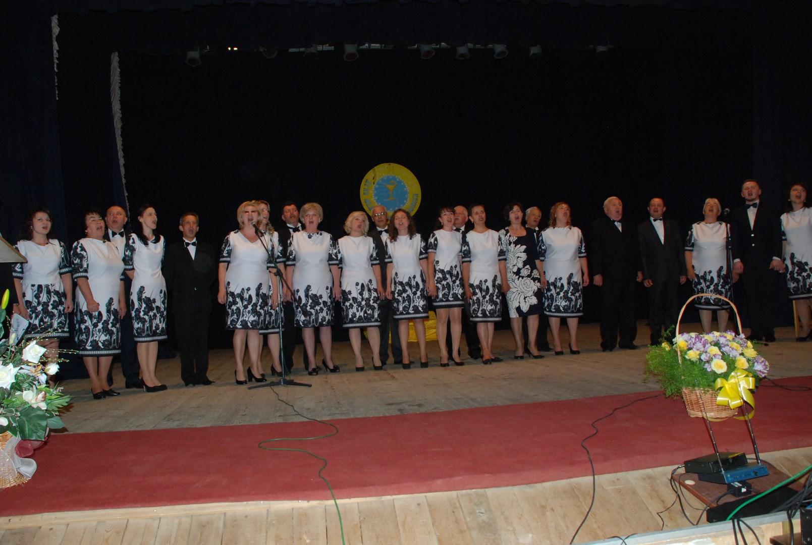 На Іршавщині медики відзначили своє професійне свято