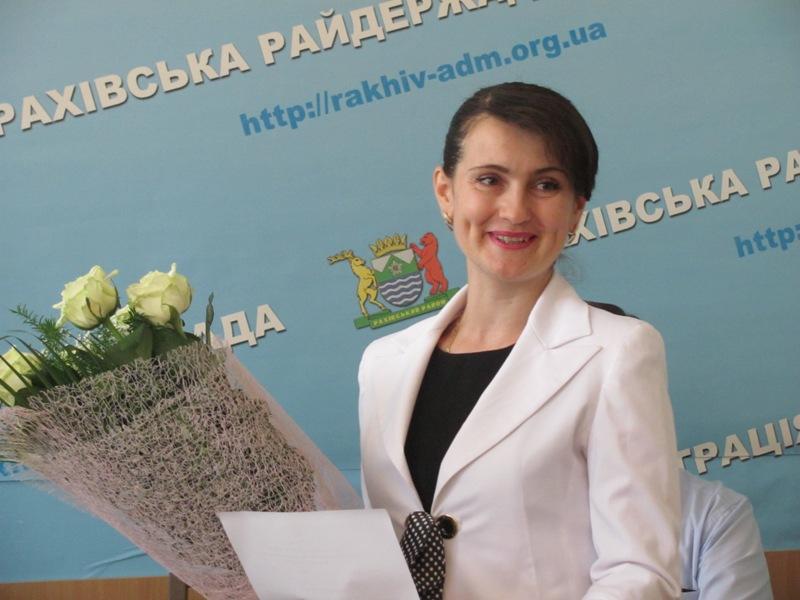Голова Рахівської РДА призначив нового керівника апарату районної державної адміністрації