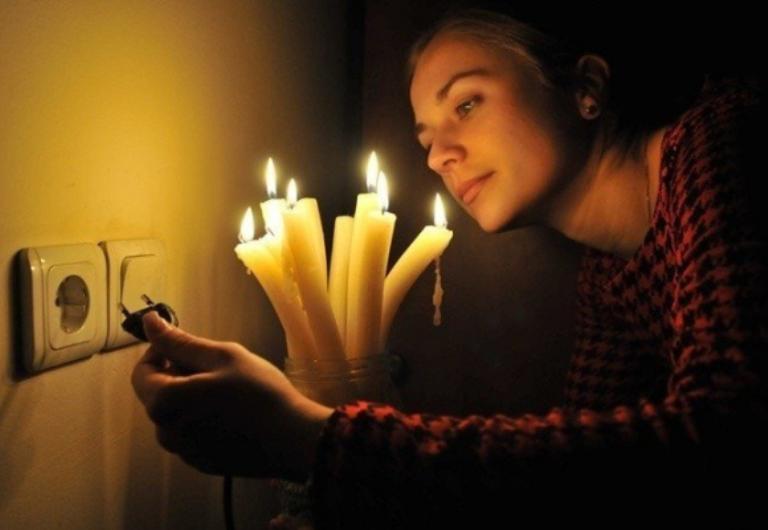 В Ужгороді цього тижня вимикатимуть світло