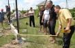 Громада села Клячаново вийшла на протест проти дій місцевого фермера
