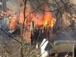 На Мукачівщині живцем ледь не згоріли порося та півсотні курей