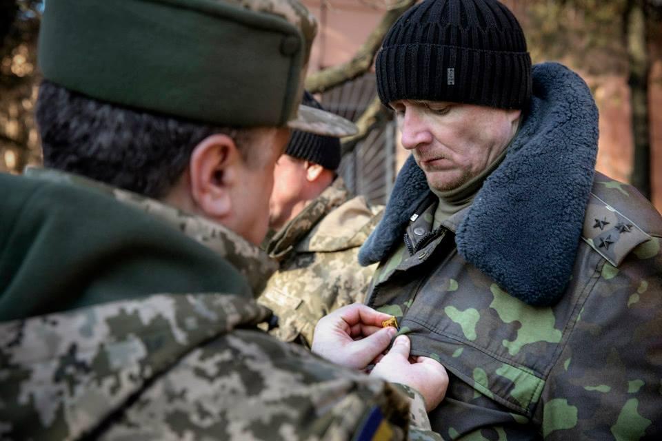 Командир 128-ї бригади відверто про нагороди, Дебальцево та турботу про підлеглих