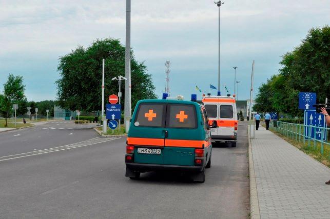 П'ятьох закарпатських військових відправили на лікування до Угорщини