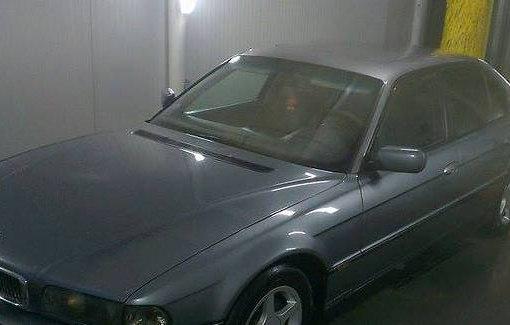 "Запчасти ""BMW 530d"""