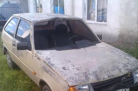 Свалявські ДАІвці знайшли водія, який наїхав на пішоходів і втік з місця ДТП