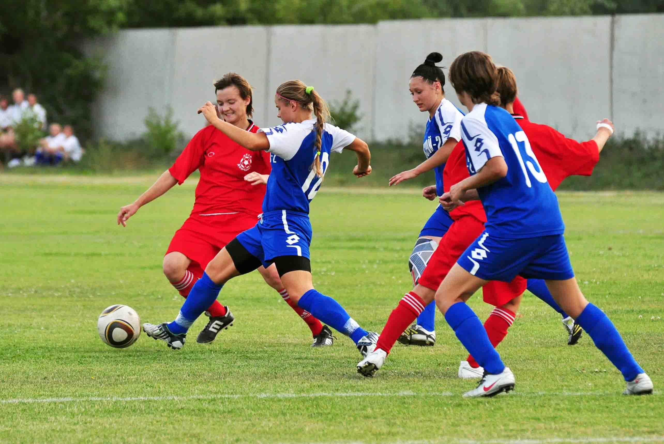 Ужгородська команда з жіночого футболу дебютуватиме у чемпіонаті України