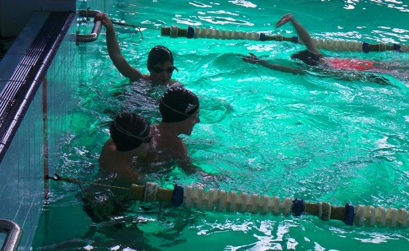 В Ужгороді відбувся дитячий турнір з плавання