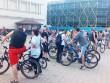 В Ужгороді відбувся літній велоквест