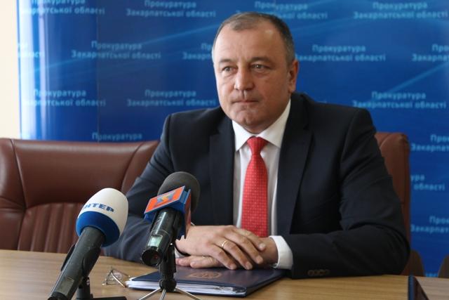 Прокурор Закарпаття каже, що в краї дуже спокійно