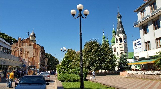 """У Мукачеві створять """"Туристичну раду"""""""