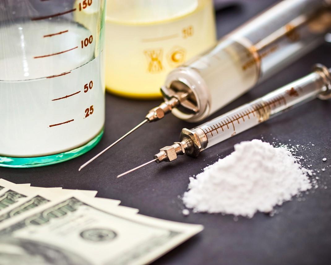 Міліція порахувала кількість закарпатців, які вживають наркотики