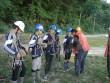 На Закарпатті проходить Кубок України серед юнаків з пішохідного туризму