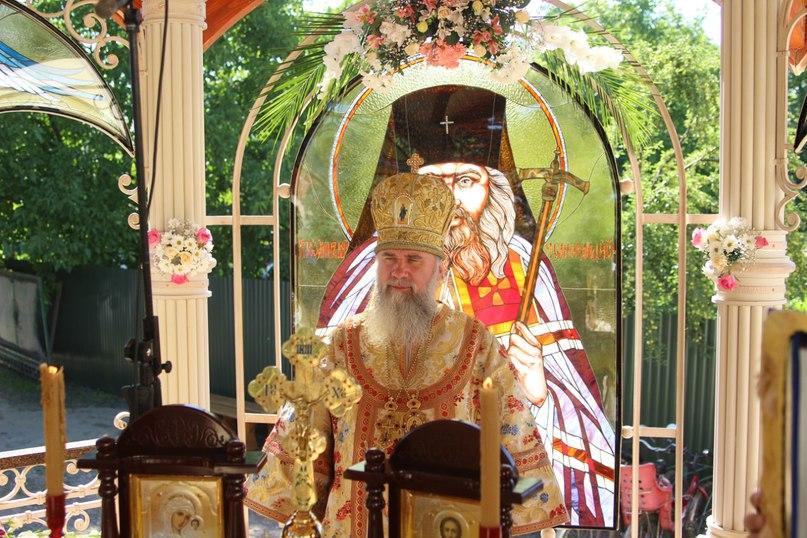 У Мукачеві відбувся молебень до дня пам'яті святителя Іоанна