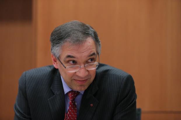 """Посол Канади в Україні про расизм Ратушняка: """"Він би швидко прогорів, якби був власником басейну в нашій країні"""""""