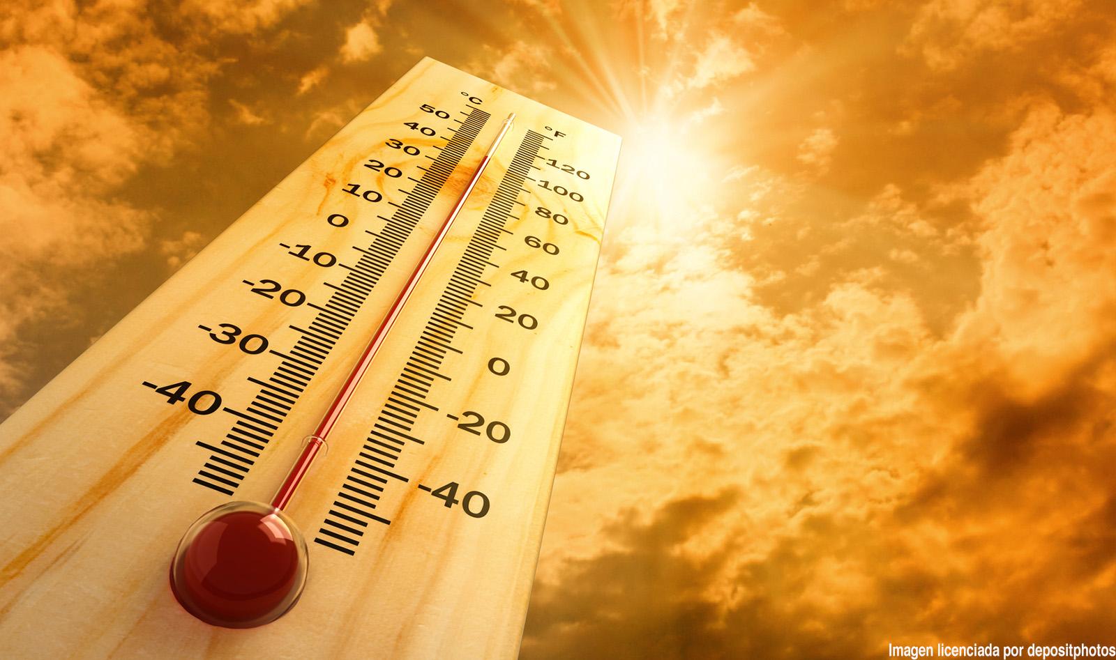 В області протягом найближчих двох діб очікується сильна спека