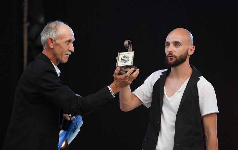 В обласному центрі нагородили найкращих танцюристів України