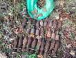 В Ужгородському районі піротехніки знешкодили понад 200 вибухонебезпечних предметів