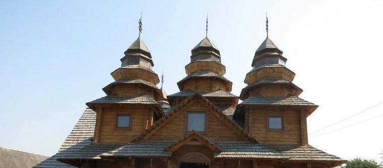 У Ракошині освятили новий греко-католицький храм