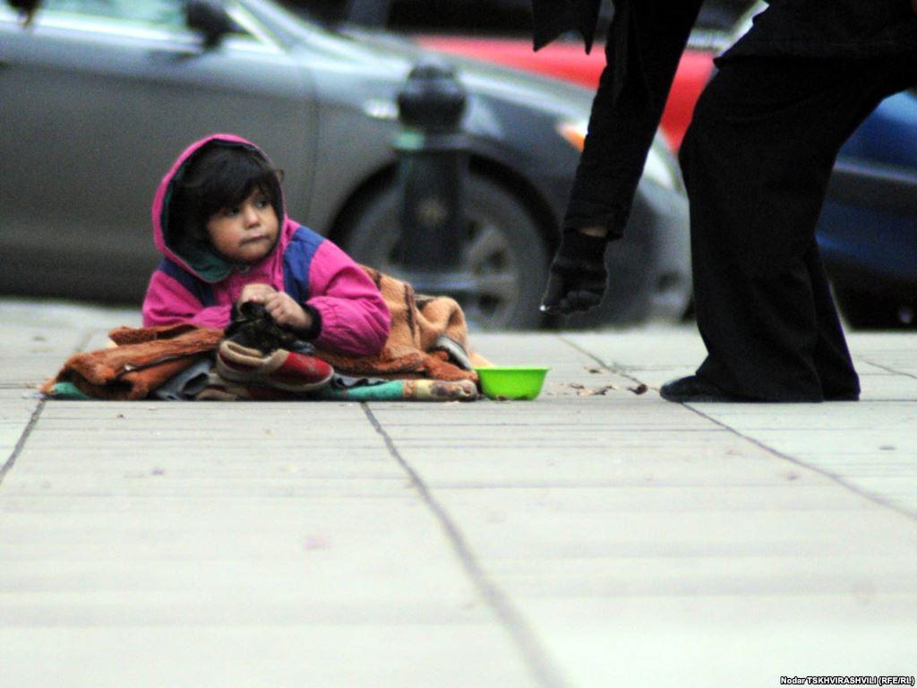 В області збільшилась кількість безпритульних дітей