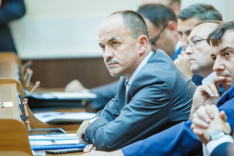 Василь Губаль на зустрічі із Президентом назвав Закарпаття найбільш європейською областю України
