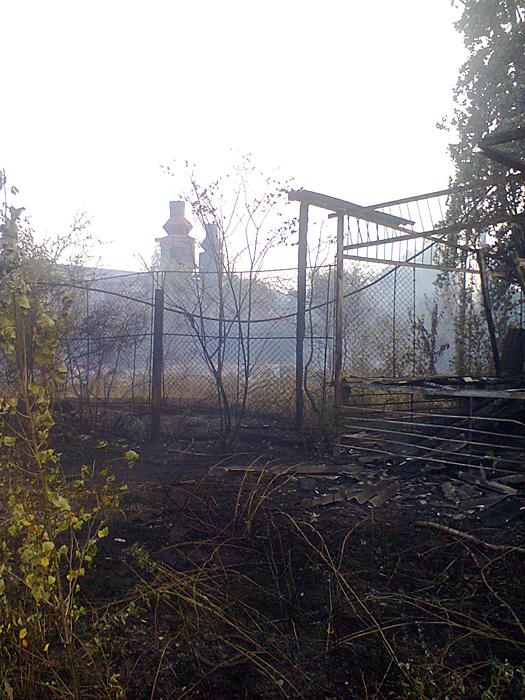 Мукачівські пожежники назвали ймовірну причину пожежі на Пряшівській
