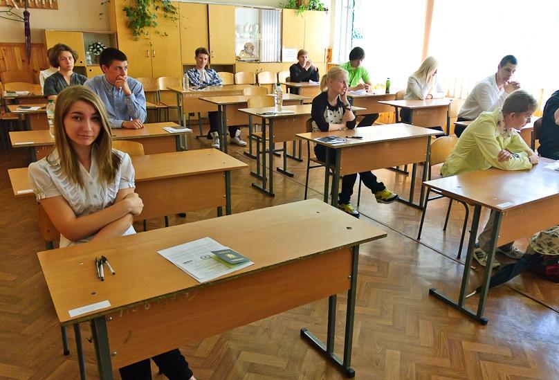В Ужгороді найбільше учнів, які отримали найвищий бал на ЗНО, у Мукачеві таких тільки троє