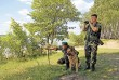 Прикордонники Мукачівського загону затримали чергову групу незаконних мігрантів