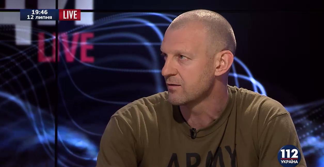 """У """"Народному фронті"""" не виключають можливості позбавити депутатської недоторканності Михайла Ланя"""
