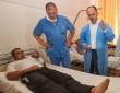 Губернатор Закарпаття провідав міліціонерів поранених у перестрілці з