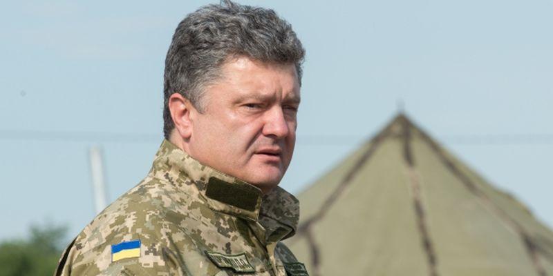 Президент Порошенко збирає засідання Військового кабінету РНБО через події в Мукачеві